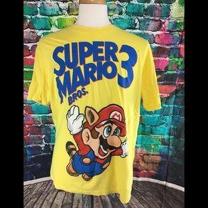 Super Mario bros 3 T Shirt Size XL Lightly used